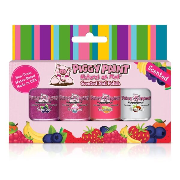 Scented Sweet Treats Gift Set Scented Nail Polish